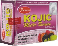 Renew Kojic Muti Berris Herbal Beauty & Skin Fairness Soap (135 G)