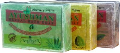 Ayushman Herbals Bath Soap