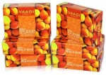 Vaadi Herbals Perky Peach Soap with Almond Oil Pack of 6