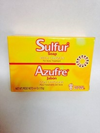 Grisi Sulfur Soap with Lanolin