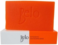 Belo Intensive Whitening Soap With Kojic Acid And Tranexamic Acid For Dark Spots 3Pc (225 G)