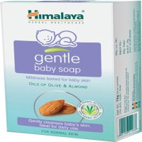 Himalaya Baby Gentle Soap-75g(Pack Of -2) (75 G)