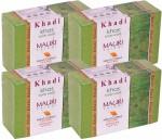Khadi Khas Soap Pack Of 4 Premium Handcrafted Herbal