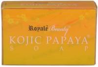 Royal Beuty Kojic Papaya Soap For Skin Whitening (135 G)