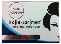 Kojie San Men Face And Body Whitening Soap (135 G)