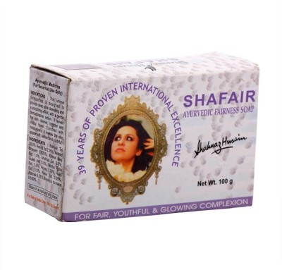 Buy Shahnaz Husain Shafair Ayurvedic Fairness Soap: Soap
