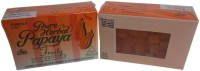 Pure Herbal Papaya Fruity Soap 4 In 1 Skin Whitening Soap Results In 20 Days (135 G)