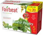 Fairbeat Basil & Parsley Enriched With Jojoba & Olive Oil