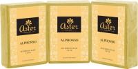 Aster Luxury Alphoso Bathing Bar 125g - Pack Of 3 (375 G)