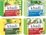 Khadi Soap Combo