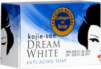 Kojie San Dream White Anti-Aging Amazing Soap. (135 G)
