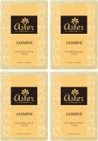 Aster Luxury Jasmine Bathing Bar 125g - Pack Of 4 (500 G)