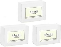 Khadi Herbal Jasmine Soap - Pack Of 3 (270 G)