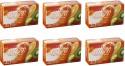 Dalan Waves Soap - Vitamin Complex - Pack Of 6 Pcs X 75 Gms - 450 G