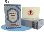 Wink Wise Soap Gluta Pure Soap wink white Whitening Soap Lightening Skin Face Lightener