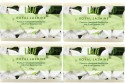 Lass Naturals Royal Jasmine Handmade Soap (Pack Of 4) - 125 G