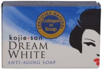 Kojie San Dream White Soap With Collagen For Anti-Aging 3Pc (405 G)
