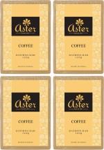 Aster Luxury Coffee Bathing Bar 125g Pack of 4