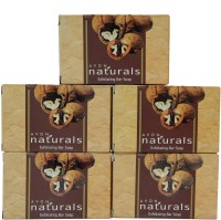 Avon Naturals Exfoliating Bar Shop (Set Of 5) (525 G)