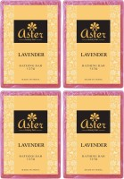 Aster Luxury Lavender Bathing Bar 125g - Pack Of 4 (500 G)