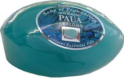 Wild Ferns Paua Tranquility Soap