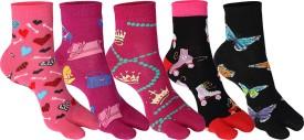 Supersox Women's Self Design Ankle Length Socks - SOCEEDY3ET6RN5H4