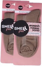 Smell Free Women's Ankle Length Socks