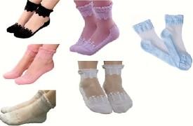 Sabhya Sakshi Women's Solid Ankle Length Socks
