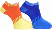 A&G Women's Self Design Ankle Length Socks - Pack Of 2