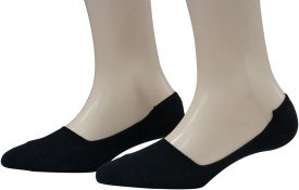 Romano Women's Solid Footie Socks