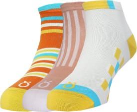 Lefjord Women's Ankle Length Socks