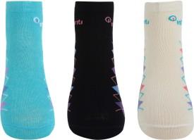 Integriti Women's Ankle Length Socks