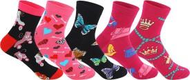 Supersox Women's Self Design Ankle Length Socks - SOCEEDY3VXY5ZGBE