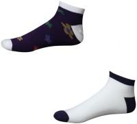 Adora Women's Ankle Length Socks Pack of 2
