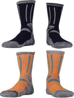Magideal Men's Mid-calf Length Socks