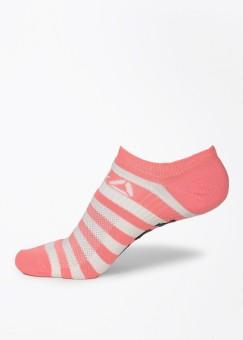 Reebok Women's Striped Ankle Length Socks - SOCE5KUEYZZBYKB5