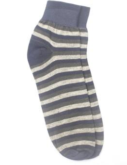 YellowMellow Men's Striped Ankle Length Socks - SOCE35CEGTBQDMFG