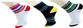 Neska Moda Boy's, Girl's Ankle Length Socks