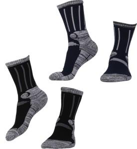 Magideal Women's Mid-calf Length Socks - SOCEEBEFV6VXZPPZ