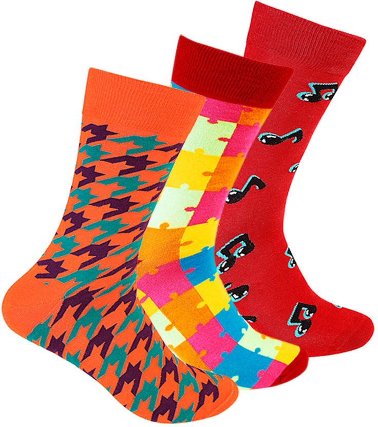 Flipkart - Pack of Socks Below Rs. 379