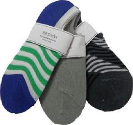 RR socks Men's No Show Socks