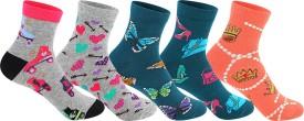 Supersox Women's Self Design Ankle Length Socks - SOCEEDY3GAXDXR8H