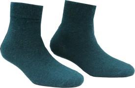 Romano Women's Solid Ankle Length Socks