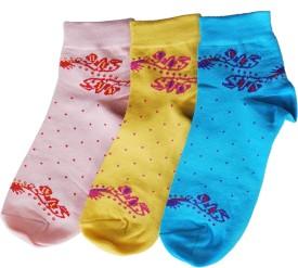 Paranoid Women's Ankle Length Socks