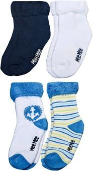 Mee Mee Baby Boy's, Baby Girl's Printed Ankle Length Socks - SOCEGZYHVTXEVYH5