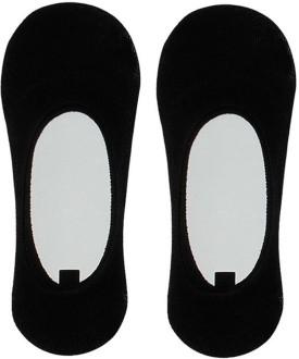 Evince Men's, Women's Solid No Show Socks
