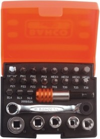 Ratcheting Wrench Socket Set (26 Pc)