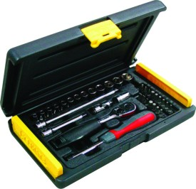 1 89 033 Socket and Bit Set (35 PC)