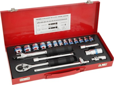 S 3/8 H Socket Set (20 Pc)