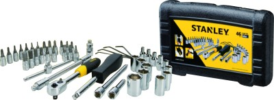 STMT727948 46 Pc Metric Socket Set